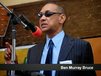 Ben Bruce, Bruce, government