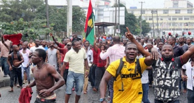 clash, apc, Separatists, Biafra, Killed, Arrested