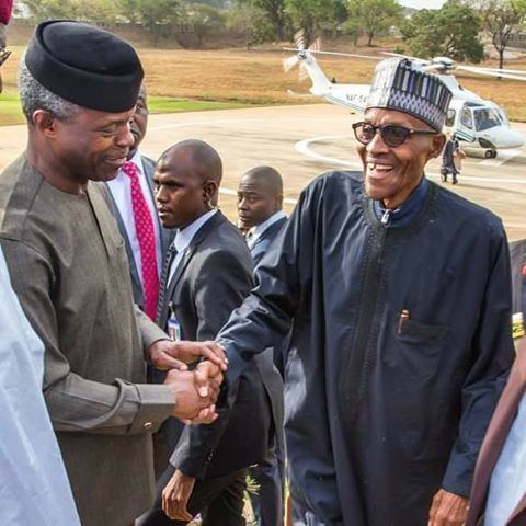 restructuring, Buhari SON, health status, status