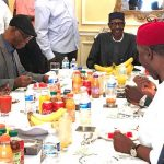 ramadan, LONDON, APC GOVERNORS