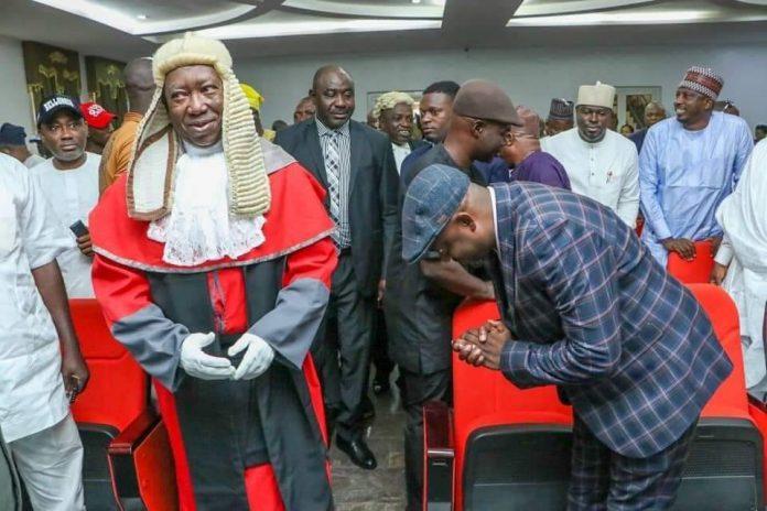 kogi chief judge