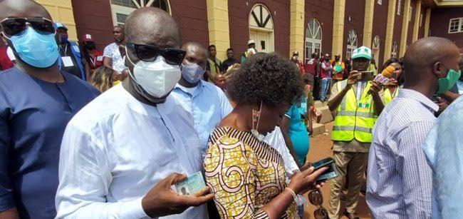 INEC DECLARES, obaseki